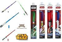 Hasbro C1571EL2 Star Wars Bladebuilders Lightsabers Windu Luke Darth Rey