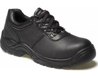 Dickies Mens Clifton Safety Work Boots Size UK 4 -14 Steel Toe Cap Black FA13310