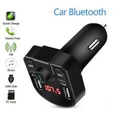 Handsfree Bluetooth FM Transmitter Car Kit Radio MP3 Player/USB Charger Adapter⭐