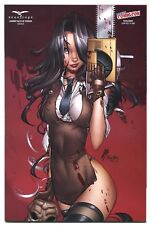 Grimm Fairy Tales of Terror#9 NYCC Ash Army of Darkness Cosplay Variant Cover G