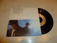 """Paul Young & NEGRAMARO-SENZA UNA DONNA - 1991 UK 2-TRACK 7"""" VINILE SINGOLO"""