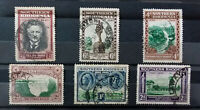 SOUTHERN RHODESIA KGVI 1940 BRITISH SOUTH AFRICA COMPANY  B051     Free Shipping