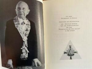 Christian Zetzsche: 200 Jahre Freimaurerei in Pyromt