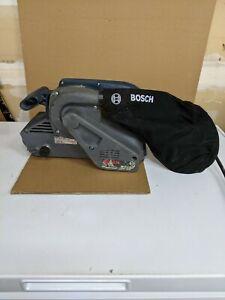 "Bosch B7450 4""x24"" HD Belt Sander w/dust bag"