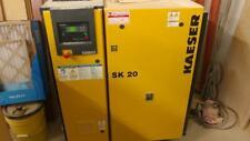 Air Compressor 20hp Kaeser Rotary Screw Compressor