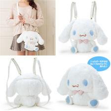 Lolita Sanrio Cinnamoroll Dog Cute Plush Shoulder Crossbody Bag Backpack Handbag