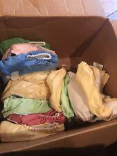 New ListingCloth Diaper Lot. 15 bumgenius diapers