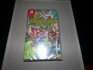 Collection of Mana Nintendo Switch  **New & Sealed**