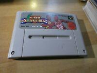 GAME/JEU SUPER FAMICOM NINTENDO NES SNES JAPANESE Dunk Shot SHVC-DU SFC JAPAN