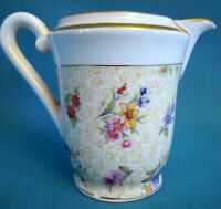 Cover Pot A Milk Limoges Porcelain Ref 302762175981