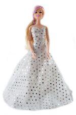 Vestido de novia de Barbie