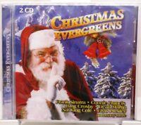 Christmas Evergreens + 2 CD Set + Stimmungsvolles Album 35 Songs zu Weihnachten