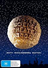 Mystery Science Theater 3000 (DVD, 2009, 4-Disc Set) Region 0