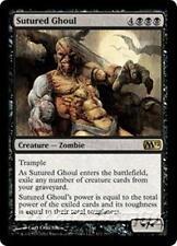 SUTURED GHOUL M12 Magic 2012 MTG Black Creature — Zombie RARE
