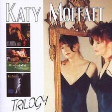 Katy Moffatt Evangeline Hotel/Hearts Gone Wild/Midnight Radio 2-CD NEW SEALED