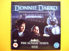 DONNIE DARKO , A THE SUNDAY TIMES NEWSPAPER PROMOTION (1 DVD)