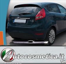 Copri Maniglia Cromata acciaio portellone baule Ford Fiesta Cromature dal 2009>