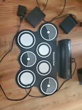 Electronic Drum pad set Kit - Compact Drumming Machine,  W/ Speaker free ship