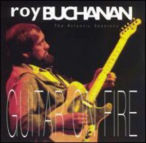Roy Buchanan - Atlantic Years: Guitars on Fire [New CD]