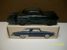 Vintage Avon - '51 Studebaker - Spicy After shave with Original Box