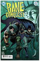 Bane Conquest #3 (DC, 2017) VF/NM