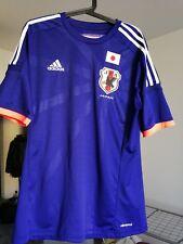 Japan JFA Soccer Jersey Shirt World Cup 2014 Home adidas G85287