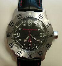 Wrist Automatic Watch VOSTOK KOMANDIRSKIE Mens Fashion Commander Military 350503