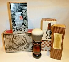 Vintage Avon Men Collectible Decanters with After Shave Lotion Lot 5 Bottles