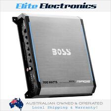 BOSS AUDIO RGM1100 RAGE CLASS A/B MONO BLOCK 1-CHANNEL 1100W AMPLIFIER MONOBLOCK