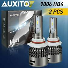 Auxito 9000LM CSP 9006 HB4 LED Headlight 6500K Bulbs Kit For Dodge Bright White