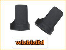 Motorcycle Fork Seal and Fork Stantion Protectors -Black FKP01