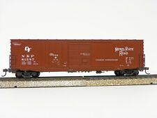 """Athearn-2003 Ho R-T-R """"Nickel Plate Road"""" 50' Combination Door Boxcar #Nkp 81587"""