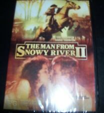 The Man From Snowy River II ( 2 ) (Australian Region 4) DVD - New