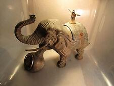 Antique Cast Iron Elephant Telephone