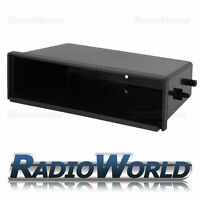 Universal Single DIN Dash Pocket Tray Fascia Adaptor