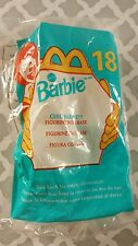 1999 CHIC BARBIE Figure NEW Doll McDonald's HAPPY MEAL Kids TOY # 18