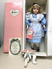 "21"" Effanbee Alice in Wonderland Doll sculpted by Linda Steele (Le#366/1200)"