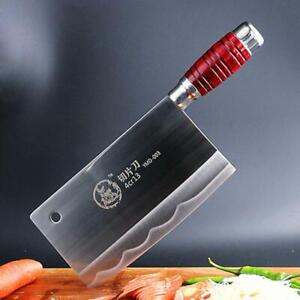 Extra Sharp Slicing Knife Chinese Handmade Kitchen Chef Knife Meat Vegetable