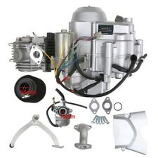 4 stroke 125CC 3+1 SEMI AUTO 3 Speed ENGINE CARBY Air FILTER ATV QUAD GO KART