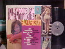 EXOTICA Easy Listening LP Stan Applebaum HOLLYWOOD'S BAD AND BEAUTIFUL GIRLS