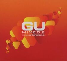 GU Mixed 2 (3xCD) SEALED Martin Solveig Dub Pistols Felix Da Housecat Alex Dolby