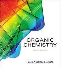 Organic Chemistry 8th Edition by Paula Yurkanis Bruice ( US Looseleaf Edition )