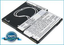 3.7V battery for HTC 7 Mozart, F5151, A3366, Desire Z, T8698, A6390, A315C, A336