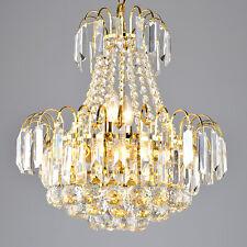 Modern K9 Crystal Pendant Lamp Light Ceiling Lamp Chandelier Living Room Indoor