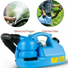 8L ULV Electric Fogger Disinfection Sprayer WeedKiller Office Home Spray Machine