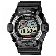 Casio G-shock Gr-8900-1er Tough Solar Illuminator Black Resin 200m