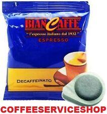 150 CIALDE IN CARTA FILTRO CAFFE' BIANCAFFE' XP DECAFFEINATO ( 38 mm )