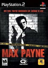 MAX PAYNE PLAYSTATION 2 GAME *NEW* AUS EXPRESS