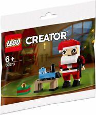 Lego 30573 Kerstman Polybag NIEUW !!