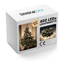 Lichterkette Weihnachtsbeleuchtung Weihnachtslichterkette 400er LED Innen Außen